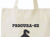 Ecobag PROCURA-SE